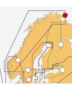 Norvège Nord Est 11P Platinum