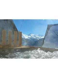 Option jacuzzi pour bain nordique