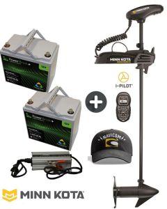 Pack Powerdrive 70 lbs BT IPILOT BT Lithium