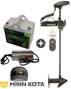 Pack Powerdrive 55 lbs BT IPILOT BT Lithium