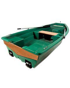 La barque Rapide 249 verte
