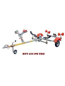 Remorque Spéciale pneumatiques jusqu'à 4m