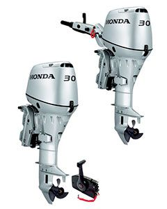 Honda 30CV 4T
