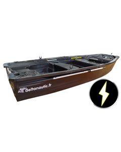 Barque Silurine 4m Blacky électrique
