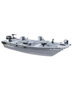 Silurine 4m Titanium : barque ultra stable
