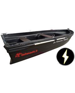 Barque Silurine Sport 373 Blacky électrique