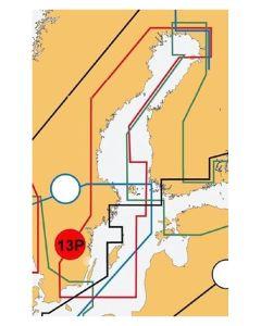 Suède côte Est 13P Platinum