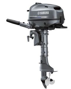 Yamaha 6CV 4T arbre long démarrage manuel