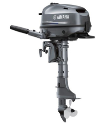 Moteur Yamaha 6cv 4 temps