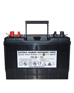 Batterie 125Ah 12V