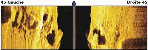 Side imaging Sondeur Humminbird