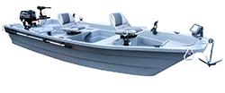 Pack barque Silurine 4m