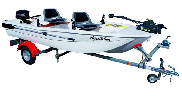 barque Aquasilure 380