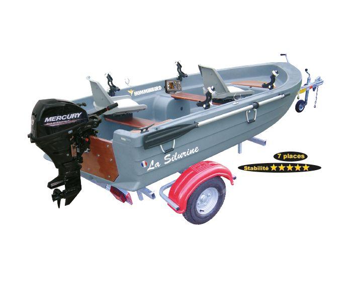 Barque la Silurine Sport 373