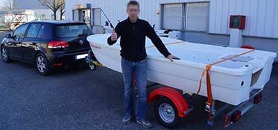 Aquasilure 3m80