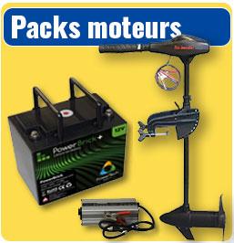 Packs moteurs électriques