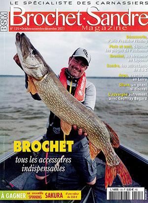 magazine brochet sandre